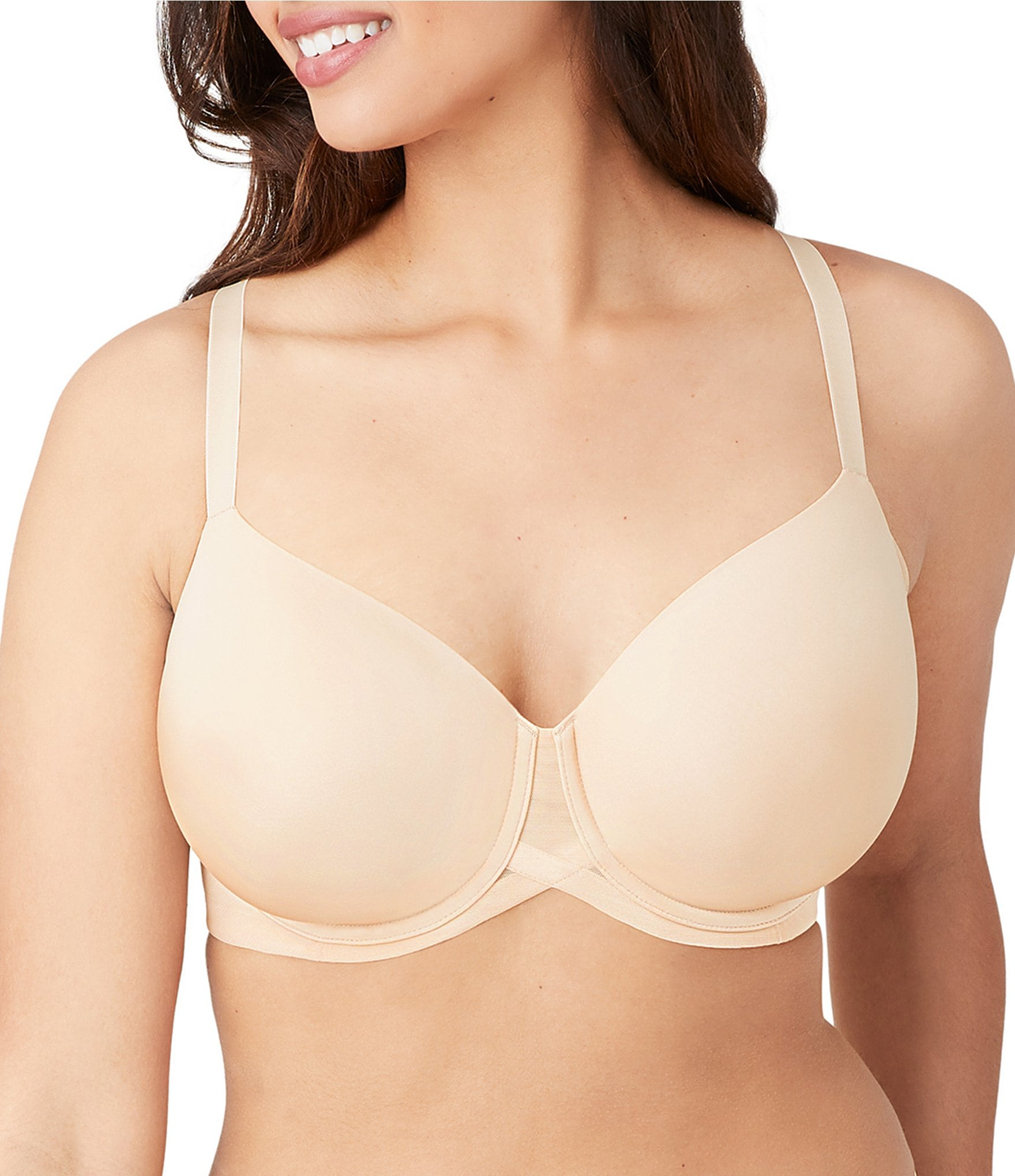 87b0affd5a Wacoal Ultimate Side Smoother Seamless Underwire T-Shirt Bra