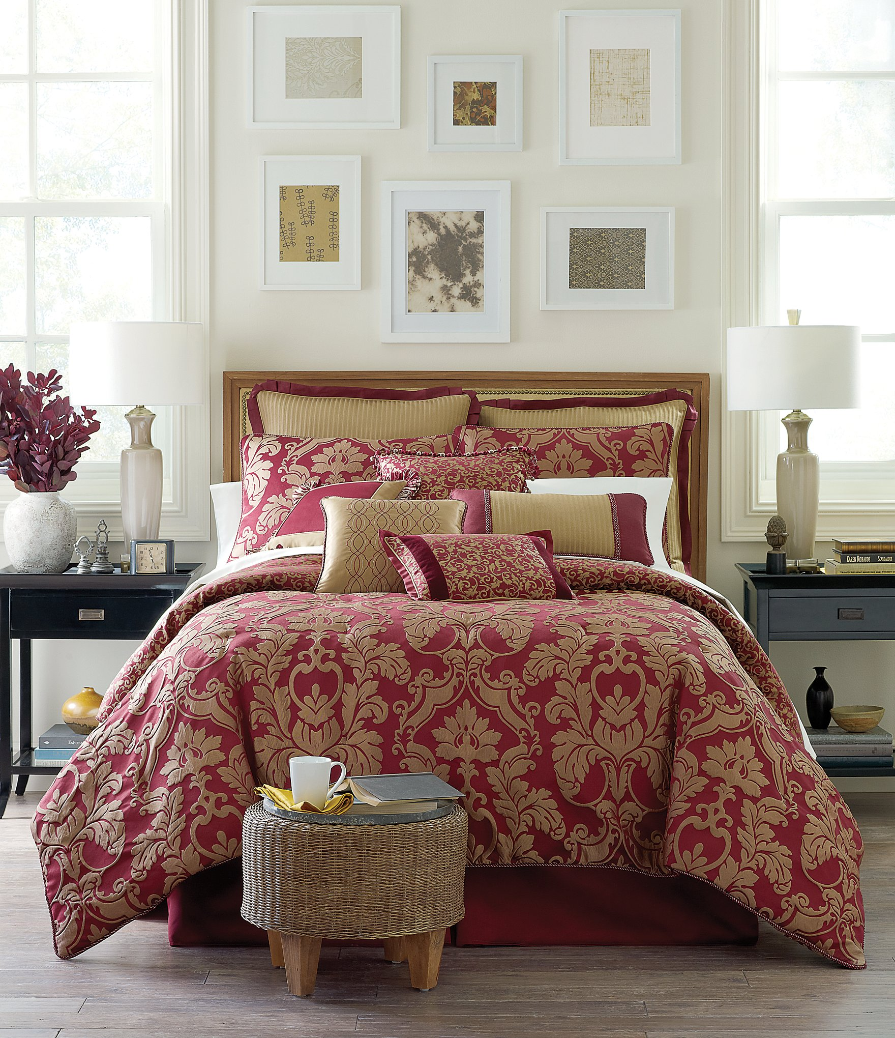 Waterford Athena Comforter Set Dillards