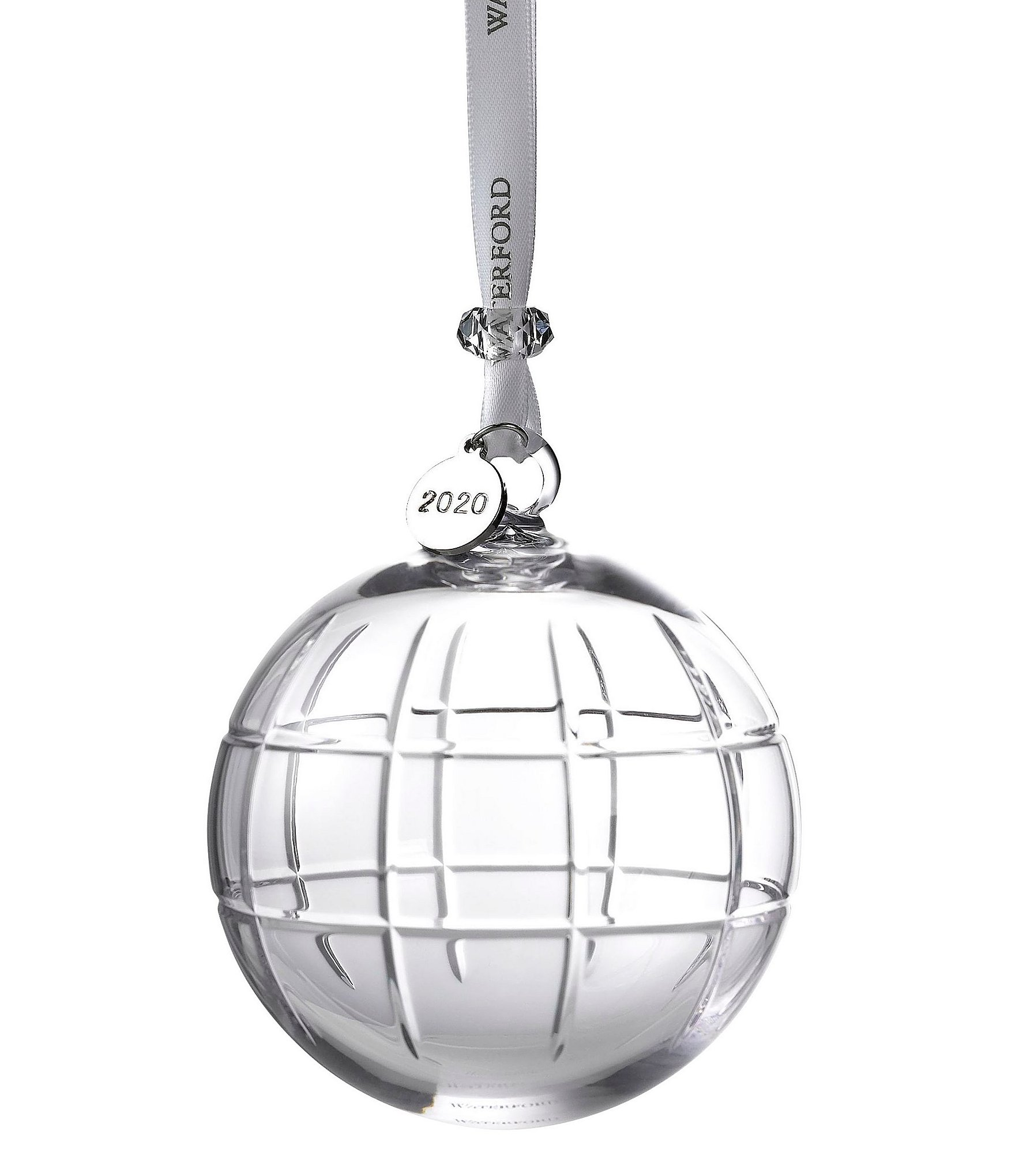 Waterford Crystal Christmas 2020 Waterford Crystal 2020 Cluin Ball Ornament | Dillard's