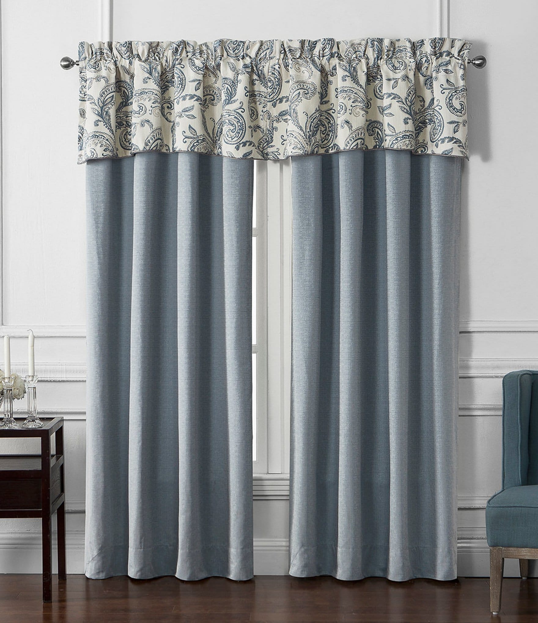 Waterford Florence Window Treatments