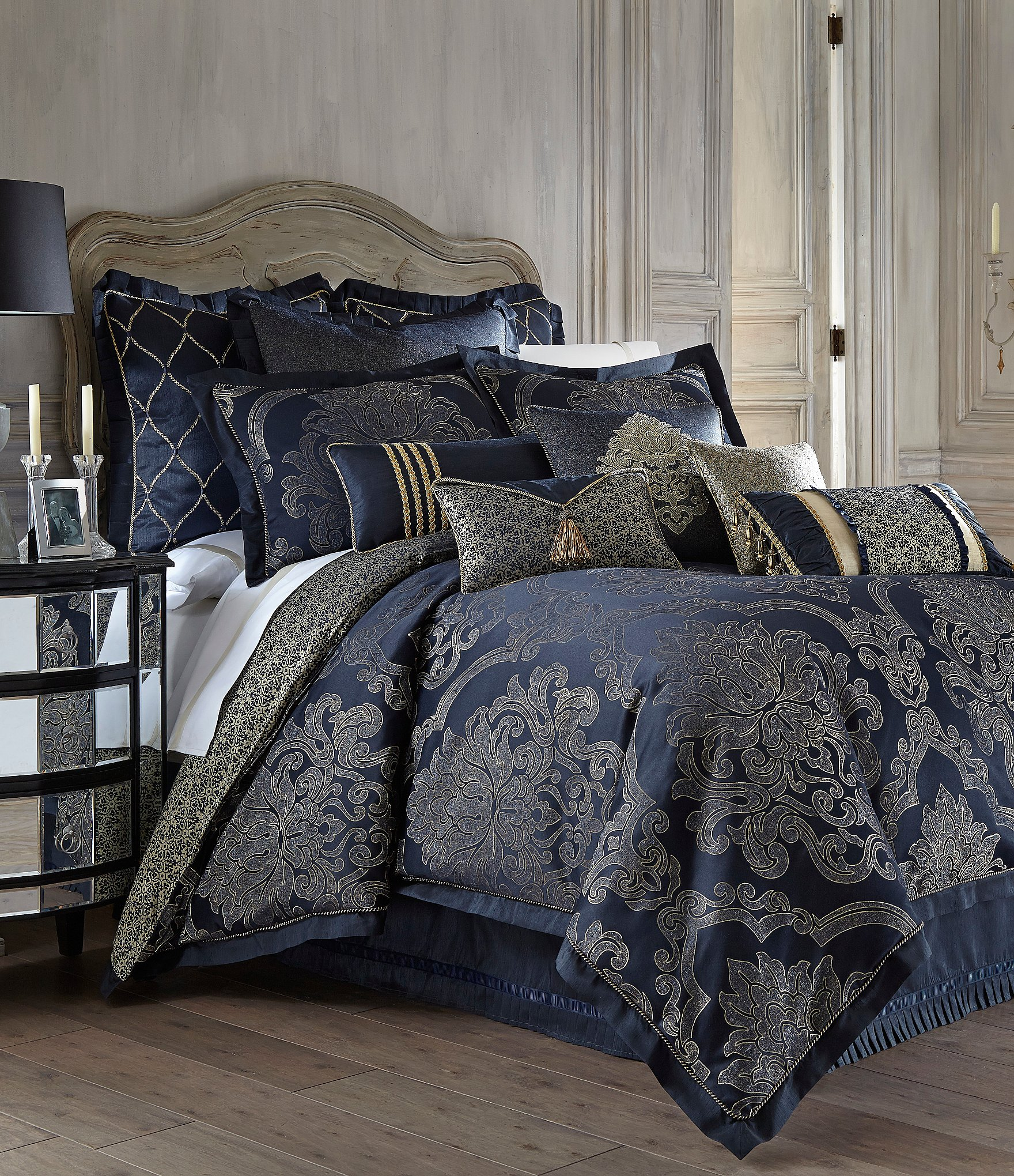 Waterford Vaughan Comforter Set Dillard S